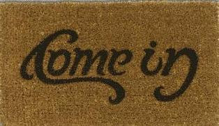 Interesting Door Mats 16