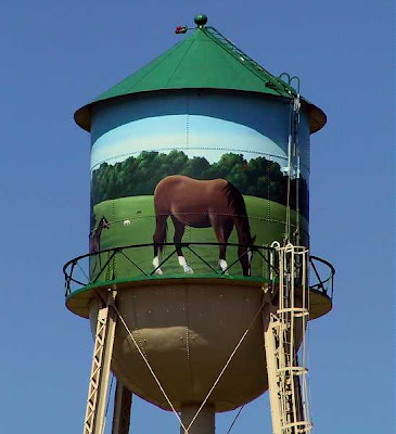 Most Creative Artistic Water Tanks 6