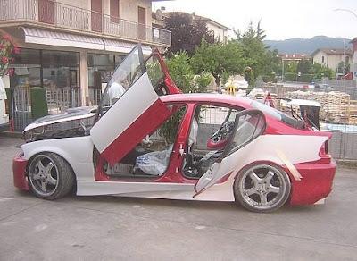 Futuristic BMW M3 (3) 2