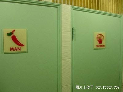 Interesting Toilet Sign From Around The World (27) 25
