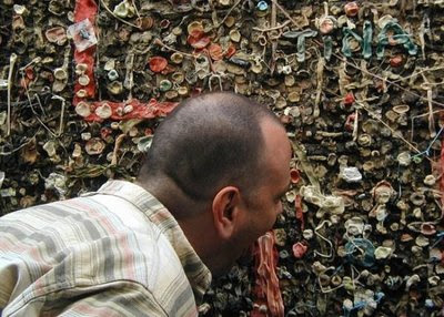 Gum Wall, Post Alley, Seattle (7) 7