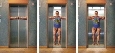10 Creative Elevator Advertisements (10) 11
