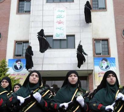Iranian Female Police Cadets 5