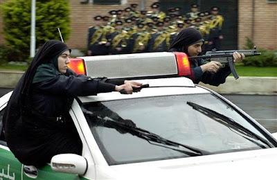 Iranian Female Police Cadets 6