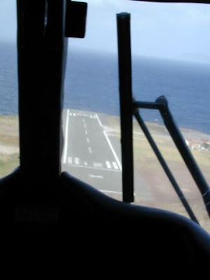 Saba's Yrausquin Airport -World's Shortest Commercial Airport Runway (8) 3