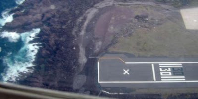 Saba's Yrausquin Airport -World's Shortest Commercial Airport Runway (8) 4