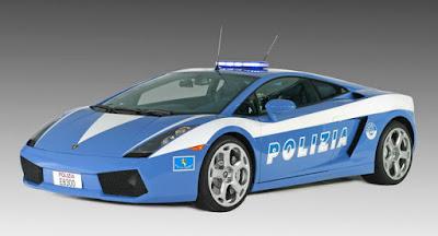 Italy: Lamborghini Gallardo.