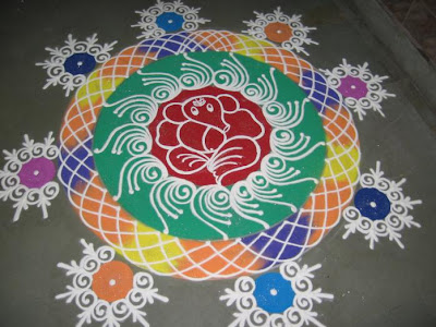 Colors Of India - Rangoli (23) 10
