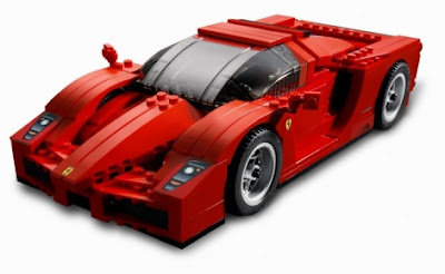 Lego Ferrari Models (3) 2