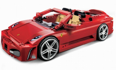 Lego Ferrari Models (3) 3