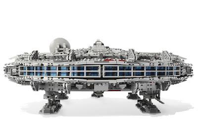 Lego Starwars Millennium Falcon (3) 3