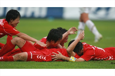 North Korea women's national football team 3