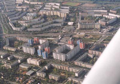 huge housing