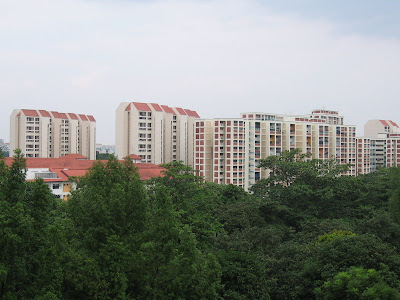 Bedok New Town 