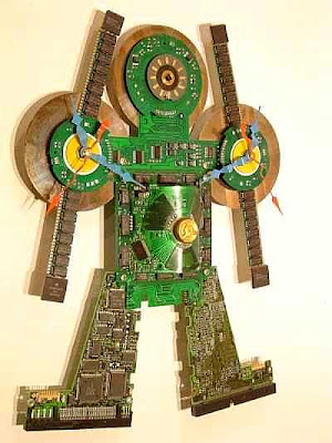 28 Creative and Cool Ways To Reuse Old Computer Parts (30) 26