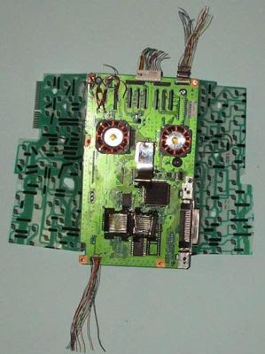 28 Creative and Cool Ways To Reuse Old Computer Parts (30) 22