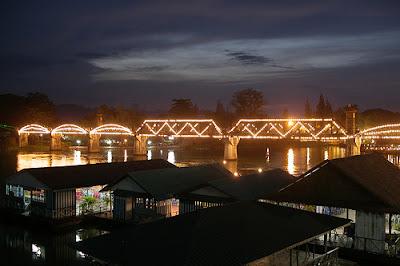 The River Kwai Bridge