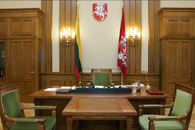 Presidential Palace, Vilnius in Lithuania (6) 7