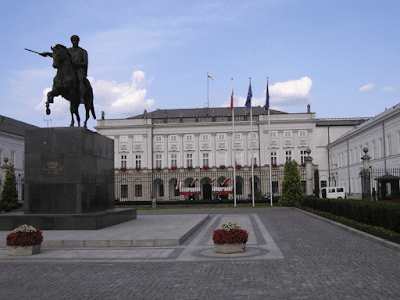 Presidential Palace, Warsaw in Poland (6) 2