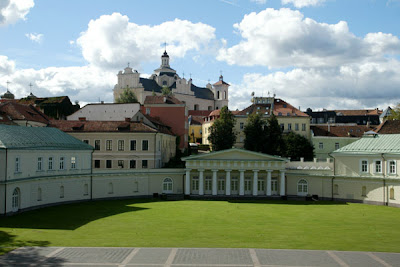 Presidential Palace, Vilnius in Lithuania (6) 2