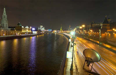 Moscow at  night (3) 3