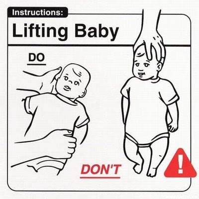 Baby Handling Instructions (27) 1