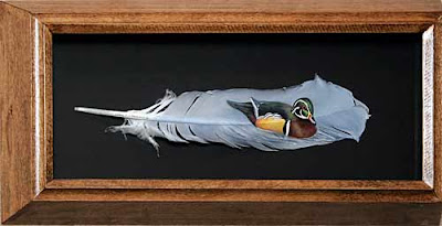 Feather Paintings (21) 21