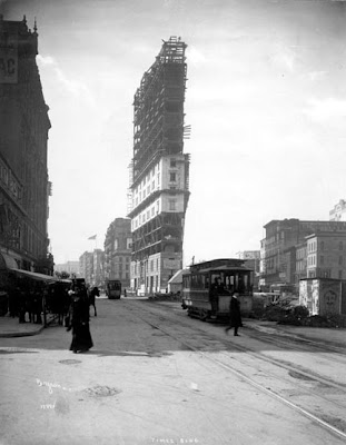 Flatiron Building under construction (2) 1