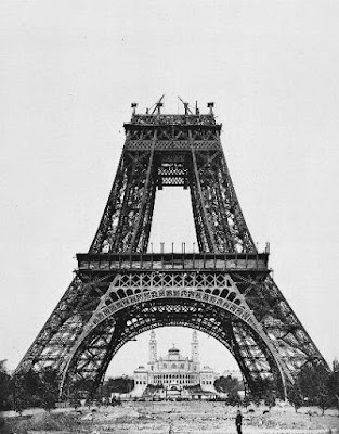 Eiffel Tower under construction (9) 7