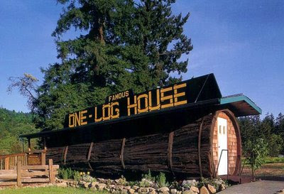 One Log House (2) 1