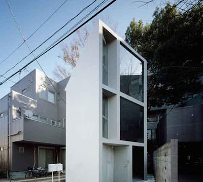 Narrow house in tokyo (2) 1