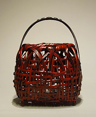 Japanese Bamboo Art (14) 5