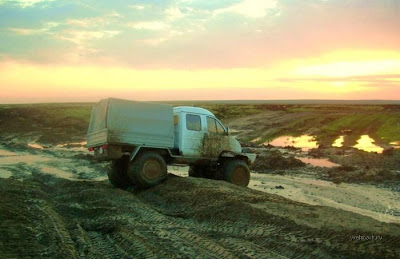 Cars designed to run in mud (7) 2
