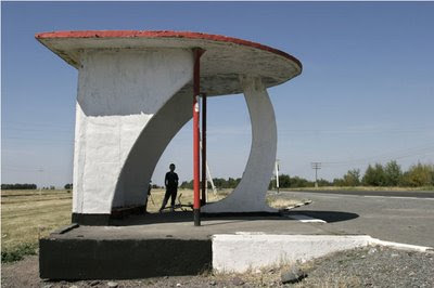 Creative and Cool Soviet Bus Stops (18) 18