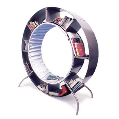 Creative and Stylish Bookshelf Designs (21) 10