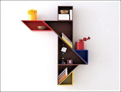 Creative and Stylish Bookshelf Designs (21) 17