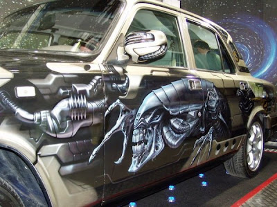 Custom Painted Cars (18) 1