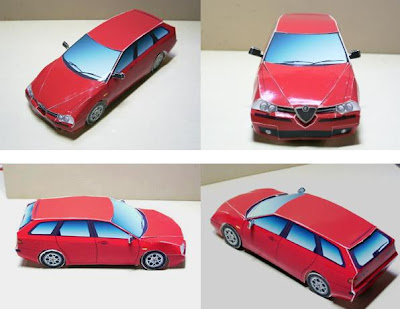 Paper Cars (7) 4