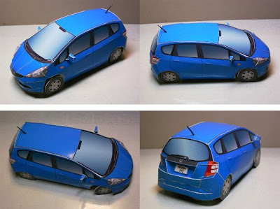 Paper Cars (7) 5