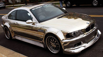 Chromed Cars (14) 14