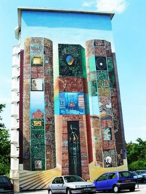 Creative And Illusionary Building Paintings (12) 9