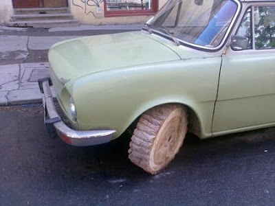 Wooden Wheels Car (11) 2
