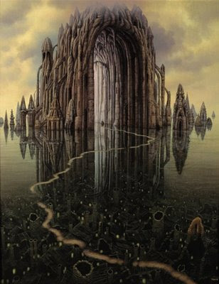 Fictional Surreal Art By Jacek Yerka (11) 6