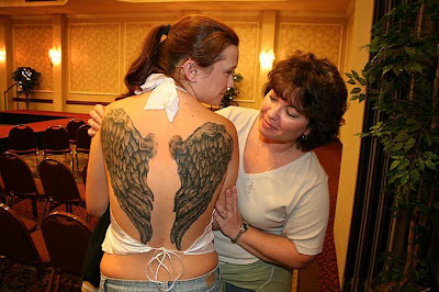 Tattooed Women (11) 8