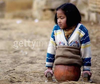 Inspiring kid