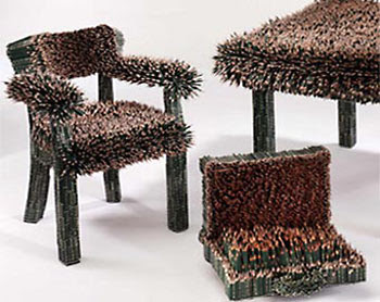 Cool and Creative Pencil Furniture (9) 3