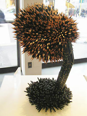 Cool and Creative Pencil Furniture (9) 5