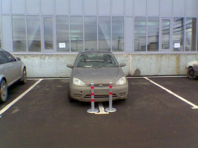 Russian Parking  5
