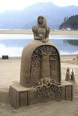 Amazing Sand Sculptures (11) 10