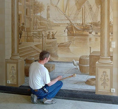 Amazing 3D Wall Paintings 10